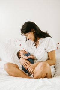 photo bébé suivi post-natal