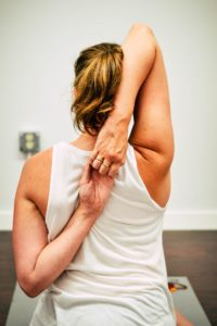 photo yoga prénatal